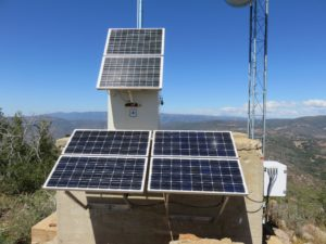 Solar Powered Radio Station