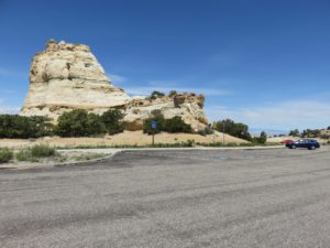 Around Ghost Rock and The Head of Sinbad ; the high point of the San Rafael Swell
