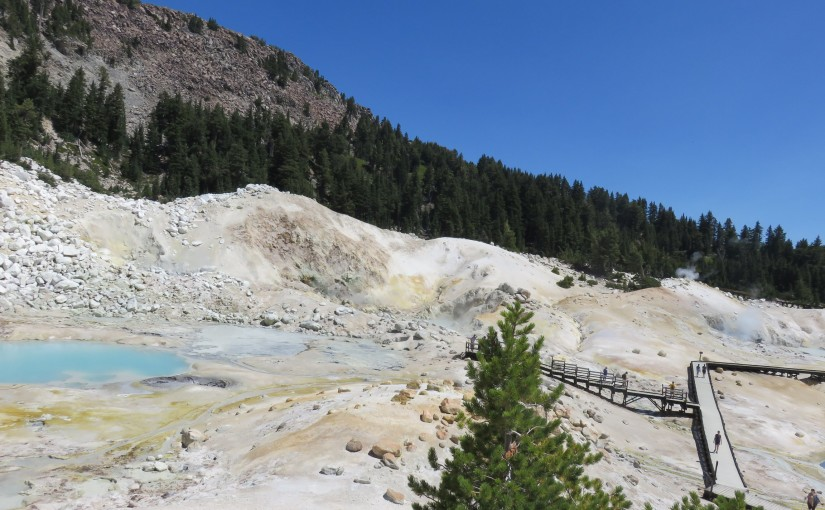 Heaven and Hell : Lassen