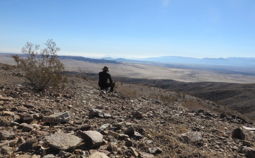 Hiking San Diego's Coyote Mountain