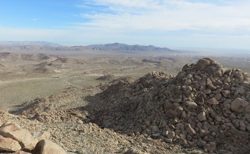 Big Updates, and Piedras Grandes Mountain