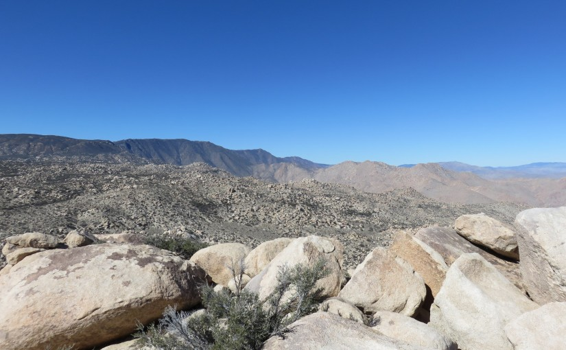 Hiking Sombrero Peak