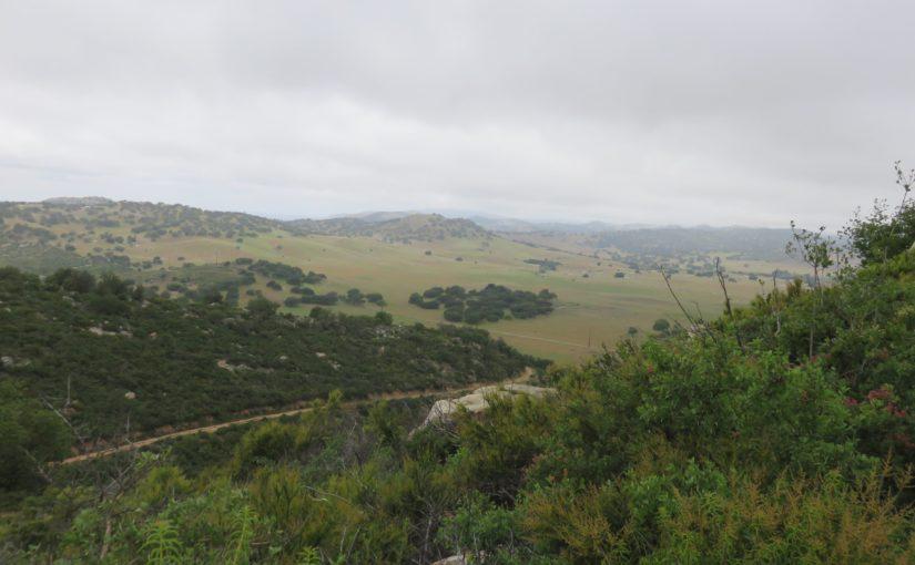 Inaja Memorial and Blair Valley