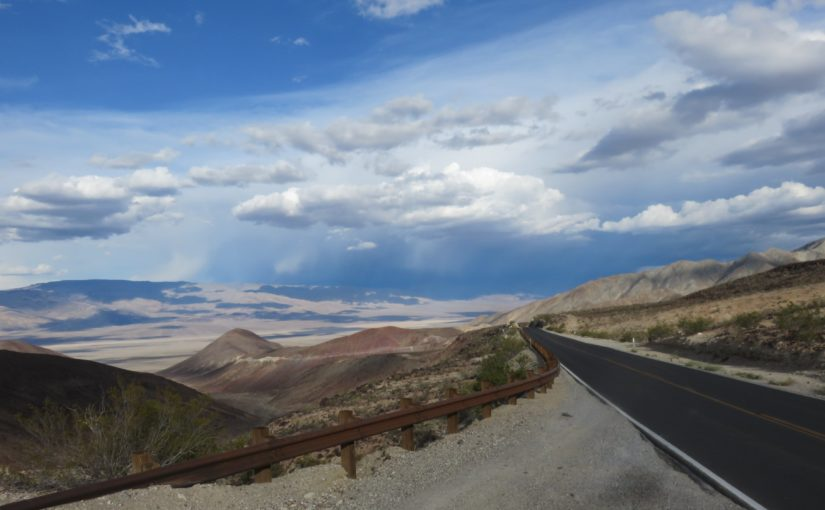 Death Valley and Owens Valley