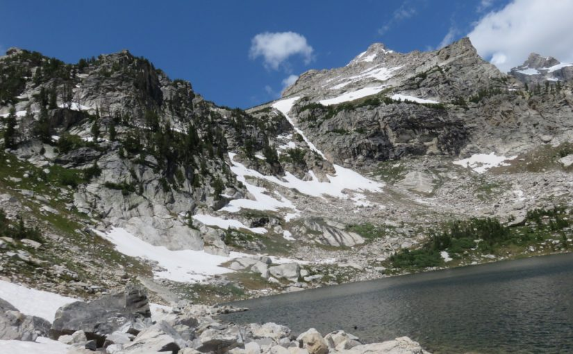 Grand Teton National Park : Surprise and Amphitheater Lakes