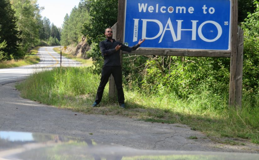 Into the Idaho Panhandle: Coeur d'Alene and the Salmon River