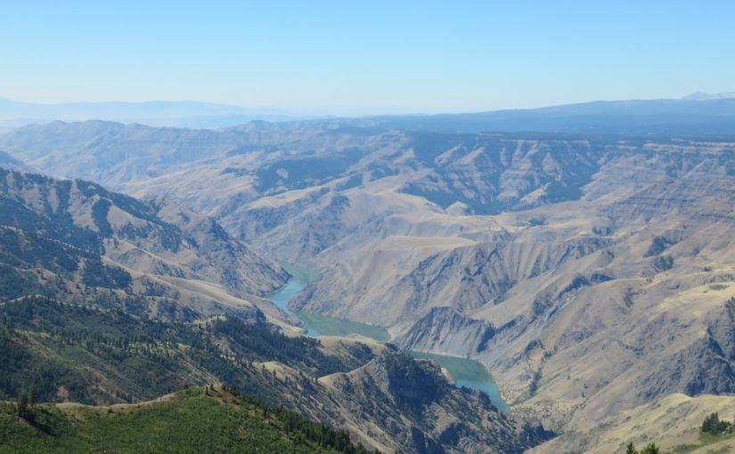 Wildfire, Hells Canyon, and Hayspur Fish Hatchery