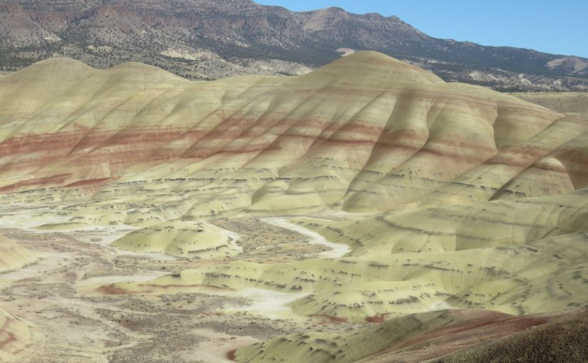 Hanford Reach, John Day Fossil Beds, and Newberry Volcanic