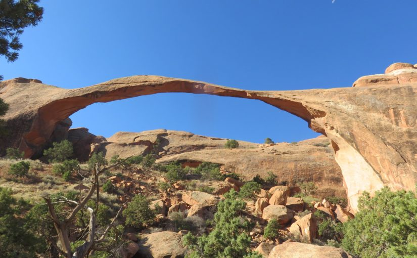 Weekend at Moab : Arches NP, Devils Garden