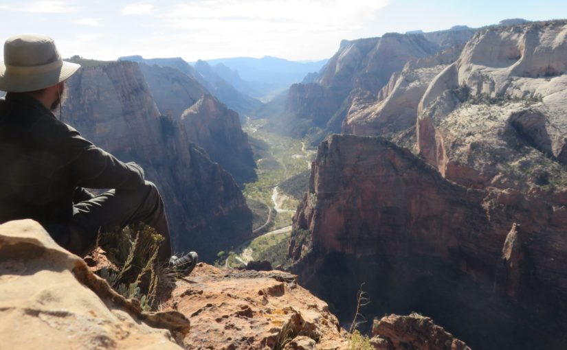 Zion Canyon Weekend: Emerald Pools, Angels Landing, Hidden Canyon, Observation Point