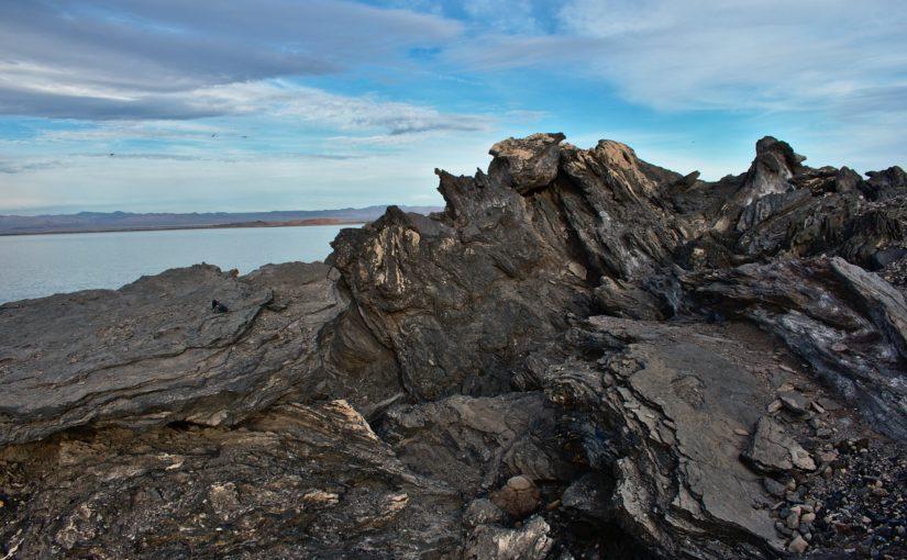 Obsidian Butte, Salton Sea