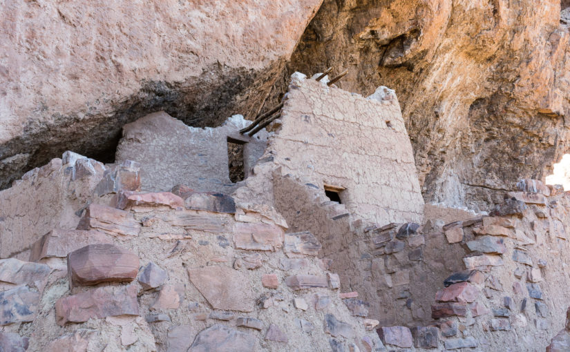 Casa Grande Ruins and Tonto National Monuments, Tonto National Forest Boondocking