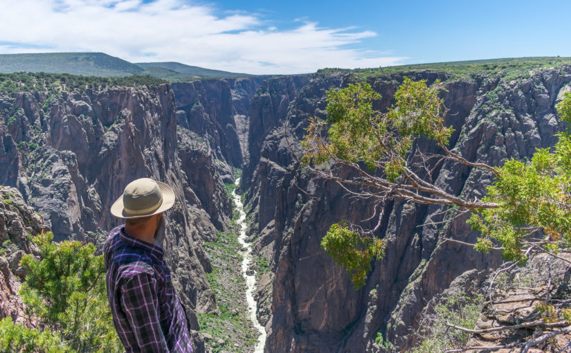 Million Dollar Highway to Black Canyon of the Gunnison NP