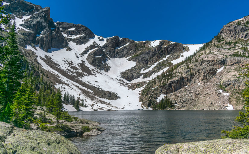 Rocky Mountain NP : Nokoni Lake Hike