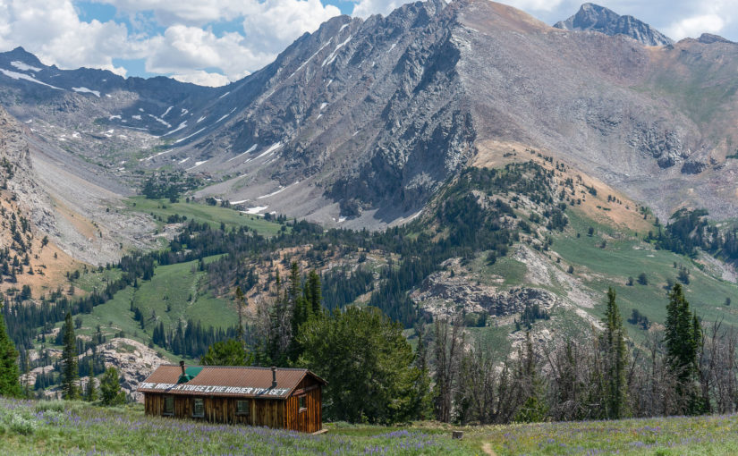 Sun Valley Boondocking, Pioneer Cabin Hike