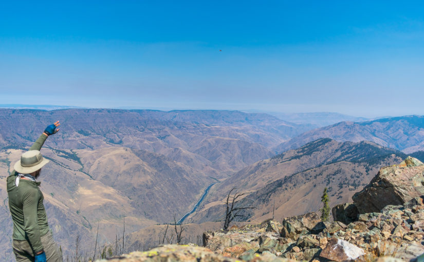 Hells Canyon : Backpacking The Seven Devils Loop
