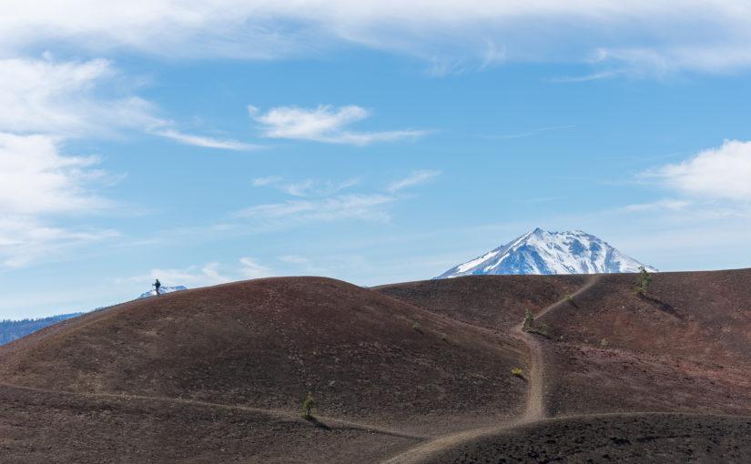 Lassen Volcanic NP : Lassen Peak, Cinder Cone