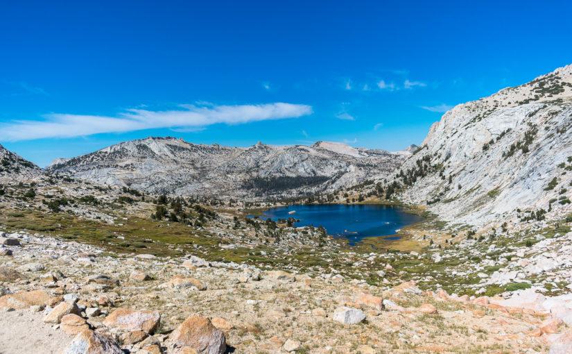 Yosemite NP : Vogelsang Pass